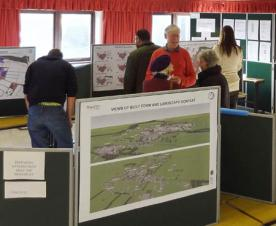 Wye Planning Meeting 10th September, & Public Exhibition