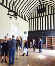 Rare view inside Wye College reveals glimpses of a vanished past