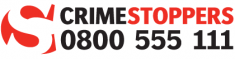 Crime stoppers banner and link to Crime stoppers