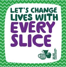 Coffee Morning today supports the amazing work that Macmillan nurses do for cancer patients